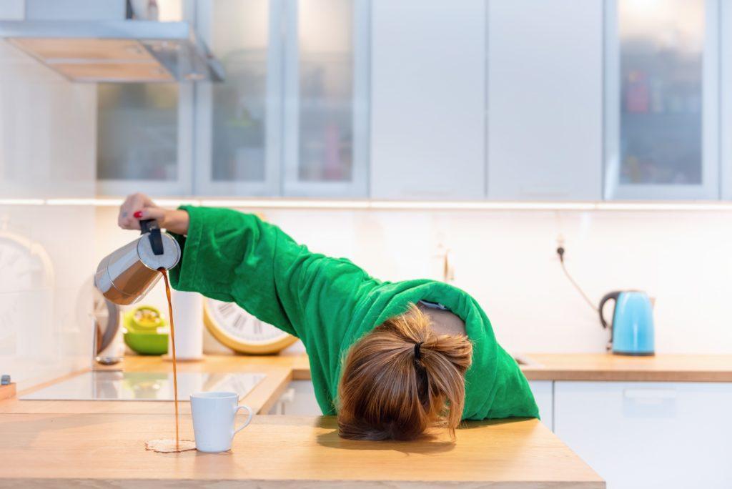 Что делать если нет сил и энергии - нелюбимая работа - фото